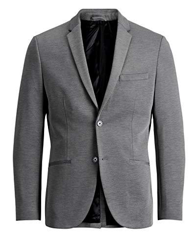 JACK & JONES Blazer Black Friday 12133618 - Chaqueta para Hombre, Color Gris Claro