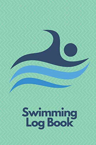 Swimming Log Book: Track Different Swimming Activity, Distance, Reps, Time