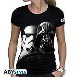 ABYstyle AmazonUkkitchen Abysse Corp_ABYTEX382 Star Wars - Camiseta...