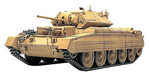 Tamiya 1 48 Militar Serie Miniatura No.41 British Cruiser Tank Crusader Mk.1 2 Modelo 32541