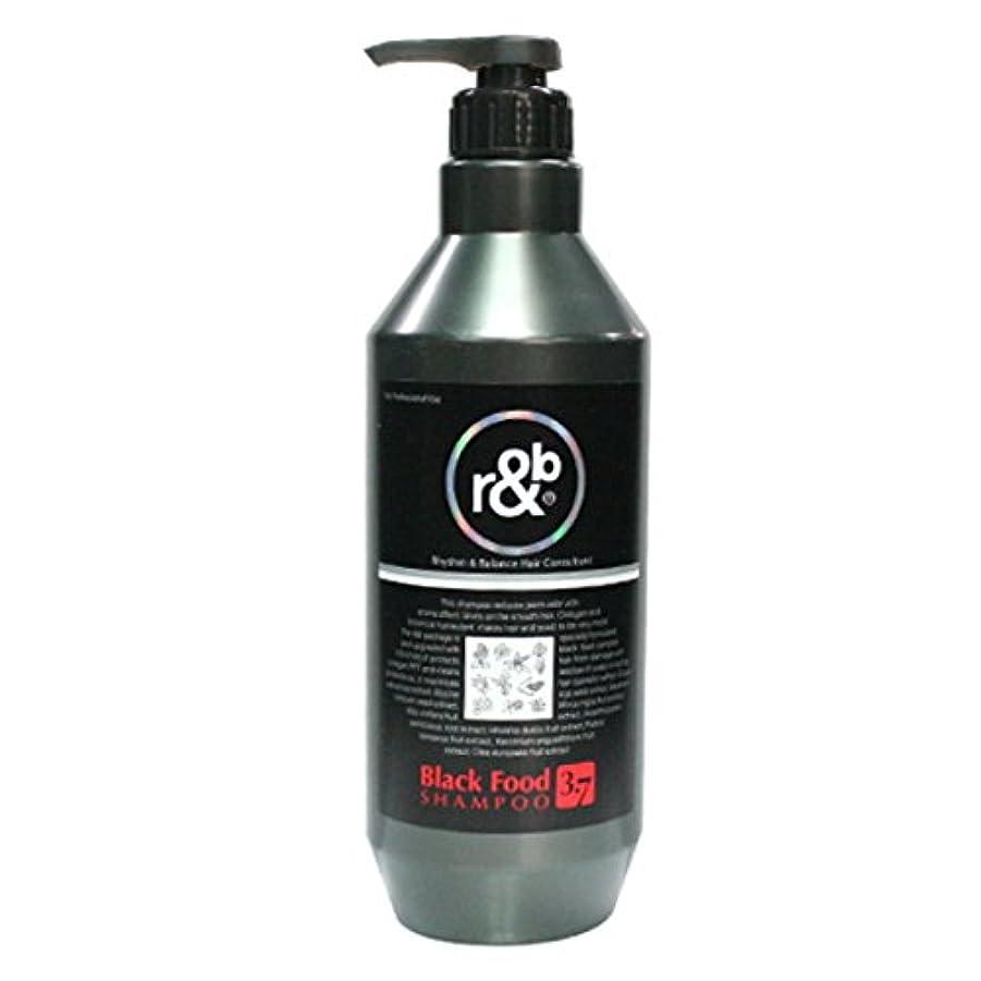 要求する救援繰り返した[Woosin/ウシン] R&B Black Food 3.7 Shampoo 1500ml/ウシンR&Bブラックフード3.7シャンプー(海外直送品)