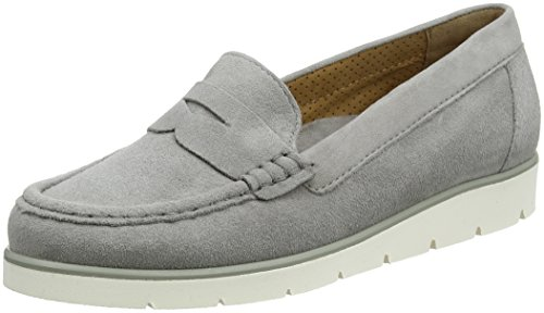 Gabor Shoes Damen Casual Slipper, Grau (Grau), 40.5 EU