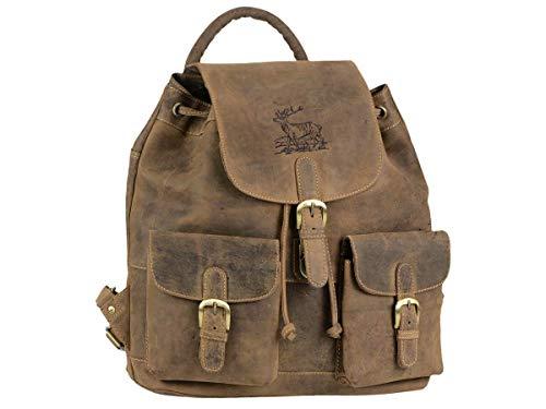 Greenburry Vintage Rucksack Leder 40 cm