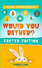 Try Not To Laugh Challenge - Would You Rather? Easter Edition: A Hilarious and Interactive Easter-Themed Question Game for Kids & Family: Easter Basket Stuffer Ideas For Boys, Girls, Kids and Teens