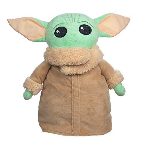 Mandalorian The Child Baby Yoda Plush Mini Backpack