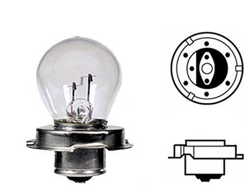HELLA 8GA 008 899-121 Glühlampe - S3 - Standard - 12V/15W - P26s - Schachtel - Menge: 10