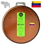 GauchoGrillX Budare Pre-Curado 12' (30cm) Griddle Pre-Seasoned Comal Tawa Tava Hecho en Venezuela…