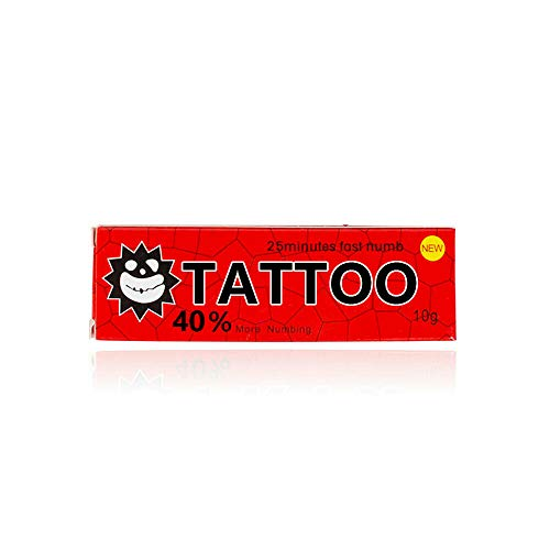 Topical Anesthetic Ointment Gel 10g for Tattoos