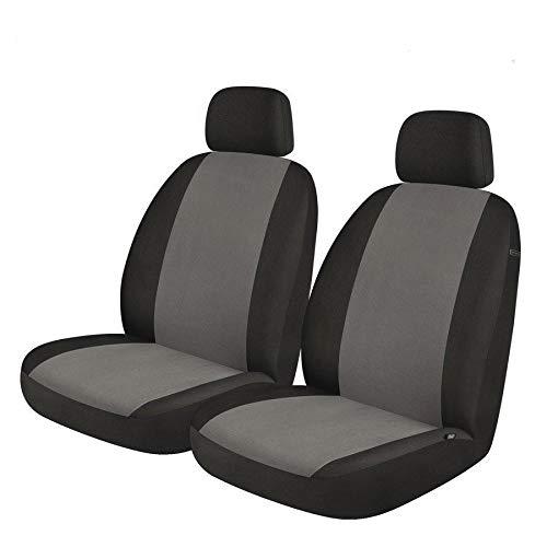 Coprisedili Anteriori XSARA Picasso Versione (2005-2010) compatibili con sedili con airbag, con Fori per i poggiatesta e bracciolo Laterale Articolo K71