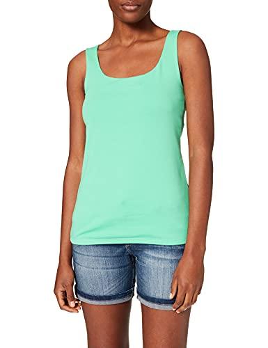 Street One Damen Gania T-Shirt, Yucca Green, 46