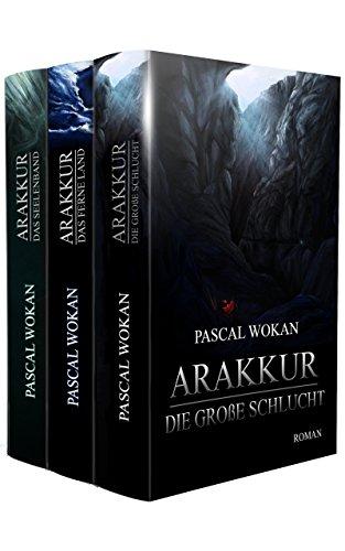 Arakkur: Der Fantasy-Erfolg als Sammelband mit 1500 Seiten