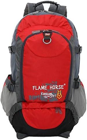 VIDOSCLA Nylon Waterproof Backpack Leisure Riding Mountaineer Travel Rucksack product image