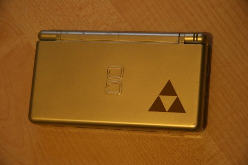 Nintendo DS Lite Gold