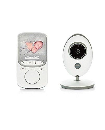 Chipolino babyphone Vector met camera kleurendisplay nachtzicht temperatuurweergave