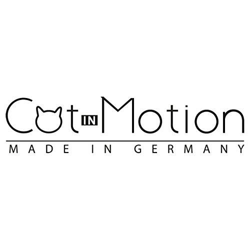 Katzenlaufrad Cat in Motion kastanienbraun – Trainingsgerät für Katze - 5