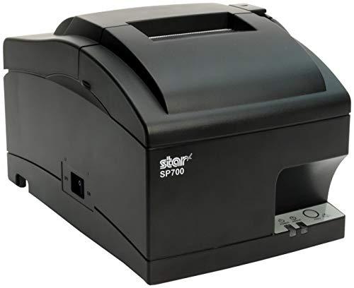 Star Micronics SP742MD Impresora de Recibos de Impacto Serie con Cortador automático y Fuente de...