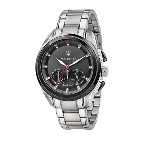 Orologio da uomo, Collezione TRAGUARDO, al quarzo, cronografo - R8873612015