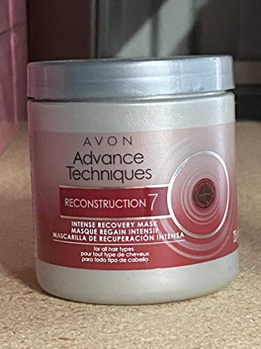 professional Avon Advanced Technique Reconstruction 7 Intensive Recovery Mask 7.9 Fl. Oz.