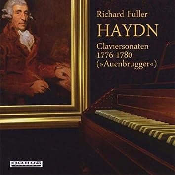 """Haydn: Claviersonaten 1776-1780 """"Auenbrugger"""""""