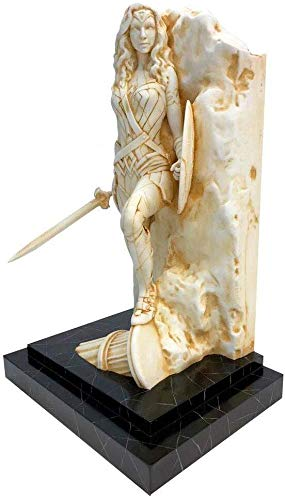 Factory Entertainment DC Comics Neo-Classical Wonder Woman Marble Finish Fine Art...