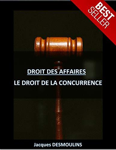 Couverture du livre DROIT DE LA CONCURRENCE