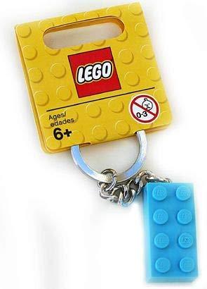 Lego 853380 - Portachiavi classico 2 x 4 mattoni blu