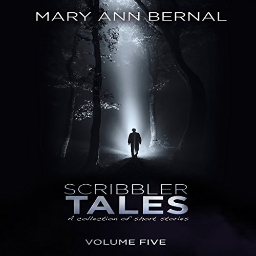 Scribbler Tales Volume Five audiobook cover art