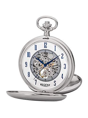 Reloj De Bolsillo 53mm de diámetro Regent P609