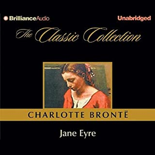Jane Eyre [Brilliance Edition] audiobook cover art
