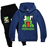 RTHFG, Unspeakabe Kids Pullover Outfit Sweatshirt Suit Childs Hoodie And Jogger...