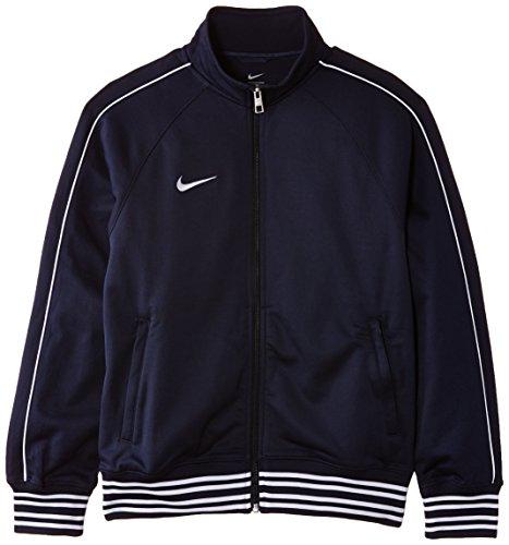 Nike Jungen Jacke TS Boys Core Trainer Jacket, Obsidian/White, S