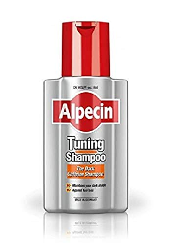 ALPECIN Tuning Shampoo Colour, 3er Pack(3 x 200 ml)