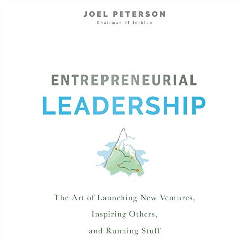 Entrepreneurial Leadership cover art