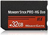 MS 32GB Memory Stick PRO-HG Duo (HX) for Sony PSP/Camera Memory Card