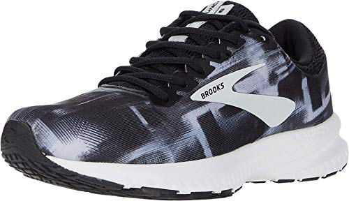 Brooks Launch 6 Black/Primer/Oyster 9.5 B (M)