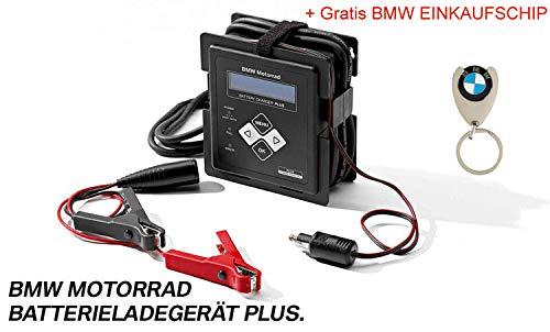 BMW - Cargador de batería para moto