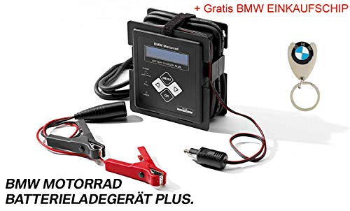 ORIGINAL BMW Motorrad Batterieladegerät Plus 77022470950