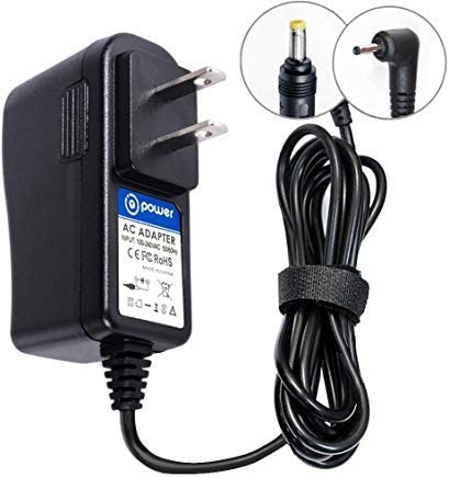 T-Power 6.6ft Ac Adapter Compatible with Motorola MBP18 MBP-18 MBP41 MBP41BU MBP41PU MBP43BU MBP43PU MBP41 MBP41,2 MBP41,3 MBP41,4 MBP43 MBP43,2 MBP43,3 MBP43,4 MBP26 MBP34 MBP26PU MBP33PU