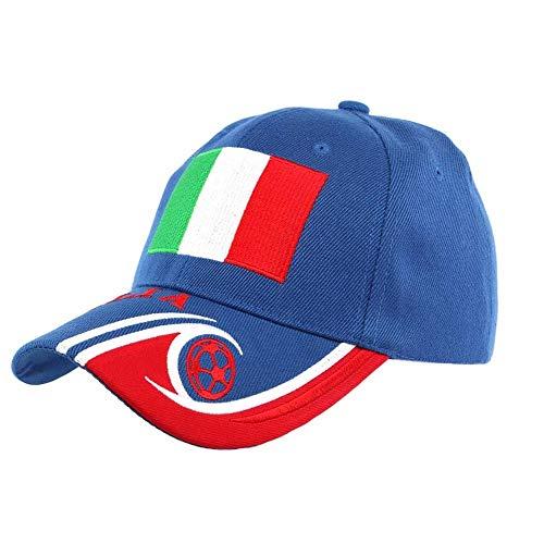 PAYS Casquette Italie équipe Football - Mixte