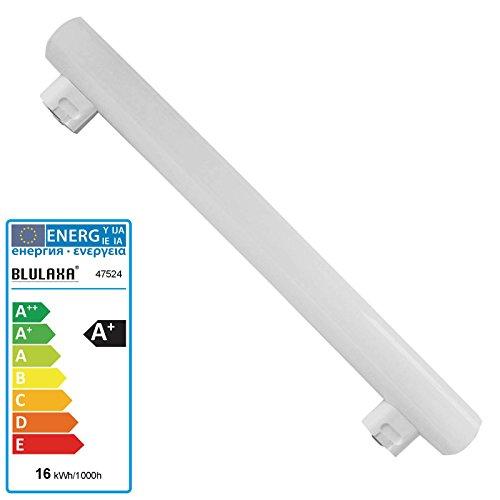 BLULAXA Linienlampe LED Alternative für Philinea Linestra warmton 2 Sockel 100cm S14s
