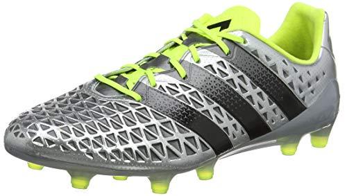 adidas Herren Ace 16.1 FG Fussballschuh, Argentato Plamet Negbas Amasol, 44 EU