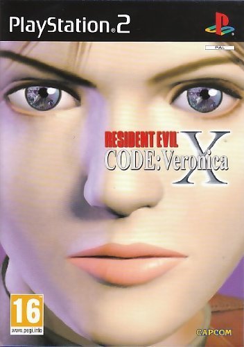 Resident Evil Code Veronica X (PS2) by Games Outlet
