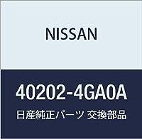 NISSAN (日産) 純正部品 ハブ アッセンブリー ロード ホイール フロント 品番40202-4GA0A