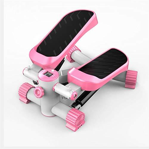 ZLQBHJ Máquinas de Step, Moda Stepper Multifuncional Mini Sports Indoor Stepper Pequeño Hogar