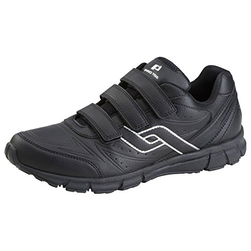 Pro Touch Walking-Schuh City Trainer VLC, Zapatillas de Marcha Nórdica Hombre, Negro (Schwarz 000), 40 EU