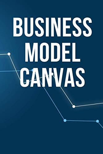 Business Model Canvas: Large & Blank Business Model Canvas Templates