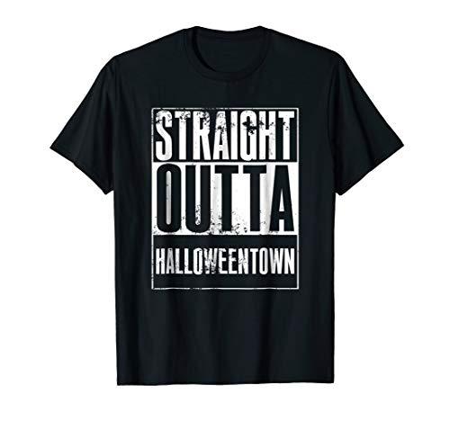 Straight Outta Halloweentown - Funny Halloween Apparel