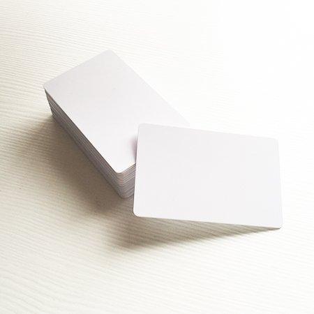 Bulk Blank NTAG215 PVC Cards - 25 Count Pack