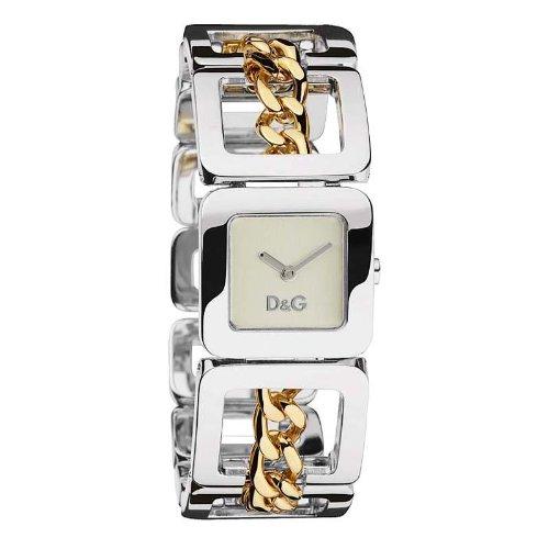 D&G Dolce&Gabbana Time Damenarmbanduhr D&G Dolce&Gabbana Confidential DW0237