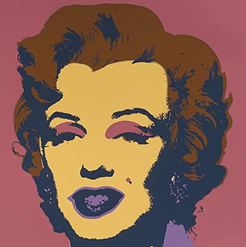 CloudShang Andy Warhol Pintura Sexy Mujer Retrato Poster Superestrella Avatar Foto Cuadro Moderno Actriz. Salon Dormitorio Tienda Pared Decoracion De la Lona Arte Cuadros I16069